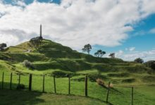 Photo of Summit of Maungakiekie / One Tree Hill soon to be vehicle-free