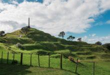 Photo of Summit of Maungakiekie / One Tree Hill soon to be vehicle-free