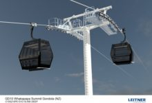 Photo of New world class gondola for Mt Ruapehu secures Government backing