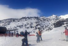 Photo of Whakapapa ski area record breaking season opening benefits more than just skiers and snowboarders