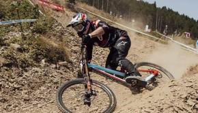 Macdonald superb in podium finish at Andorra