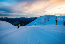 Photo of Coronet Peak adds another night ski for this year's ski season