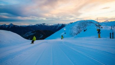 Photo of Coronet Peak adds another night ski for this year's ski season