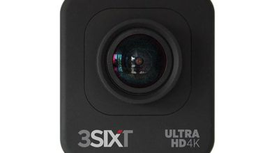 Photo of 3SIXT Action Camera with Wi-Fi  4K