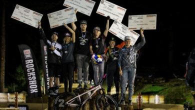 Photo of KINTNER AND LEMOINE REPEAT 2016 PODIUM TOPPING PERFORMANCES ON ROTORUA PUMP TRACK