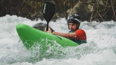 Photo of Dawson delivers another extreme kayaking title