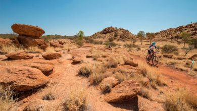 Photo of Riders to return to Red Centre for Redback renowned mountain bike race