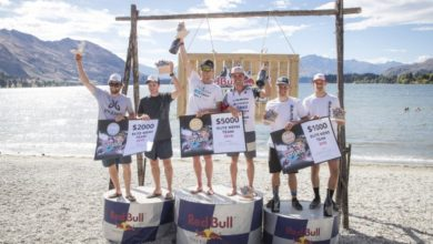 Photo of A SOLID WIN AT RED BULL DEFIANCE FOR BRADEN CURRIE & DOUGAL ALLAN