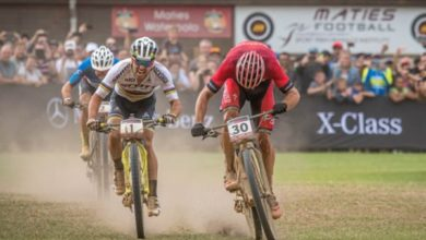 Photo of Gaze makes mountain bike history with World Cup elite victory