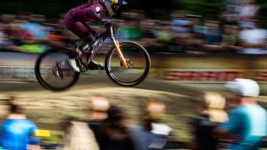 Photo of QUEEN KINTNER WINS SIXTH CONSECUTIVE CRANKWORX DUAL SLALOM