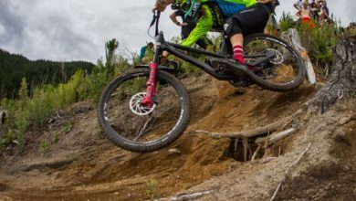 Photo of KIWI'S TAKE OUT THE TOP FIVE IN THE GIANT TOA ENDURO