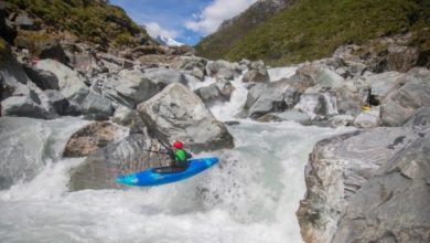 Photo of Getting back into another Westcoast classic – Upper Whataroa –New Zealand.