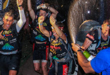 Photo of Kiwi's win Adventure Racing World Champs