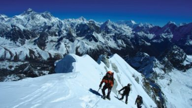 Photo of Better to be on the mountain, than under it – 3 golden rules of mountaineering