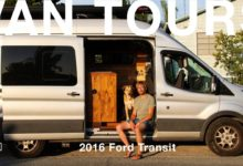 Photo of Van Tours: Photographer Ben Moon's 2016 Ford Transit