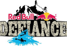 Photo of Richie McCaw and teammates prepare to tackle the new Red Bull Defiance X4 race format.