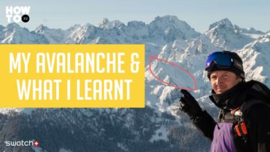 Photo of MY AVALANCHE AND WHAT I LEARNT | HOW TO XV by XAVIER DE LE RUE