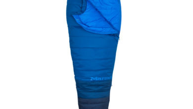 Photo of Marmot Trestles 15 TL Sleeping Bag