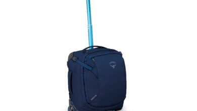 Photo of Osprey Ozone Wheeled 38L Global Carry-on