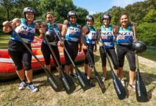 Photo of Junior World White-Water Rafting Championships
