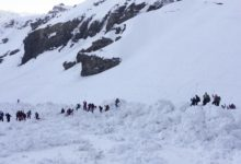 Photo of Video captures moment avalanche hits Swiss ski resort of Crans-Montana