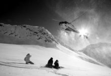 Photo of Chugach Calling… Front lining AK backcountry