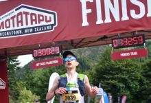 Photo of IRONMAN STAR PROVES A HIT ON THE TRAILS AT MACPAC MOTATAPU