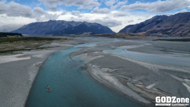 Photo of BATTLE LINES DRAWN ON THE RAKAIA RIVER FOR LEADING GODZONE TEAMS ON DAY FOUR