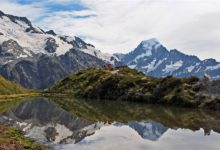 Photo of Runner Dies Mt Cook National Park