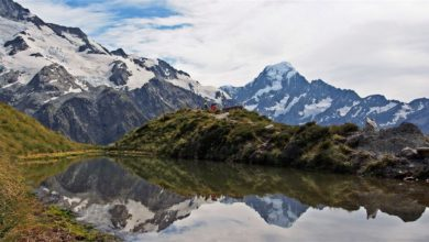 Photo of Runner Dies Mt Cook National Park