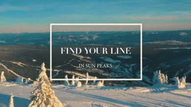 Photo of Find Your Line in Sun Peaks