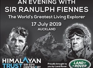 Photo of 'World's greatest explorer' Sir Ranulph Fiennes is coming to Auckland