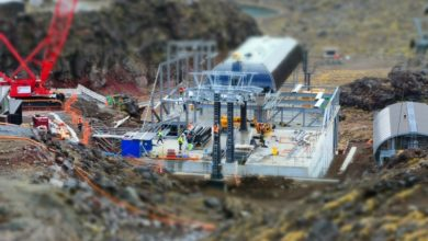 Photo of Last two towers installed for Mt Ruapehu's new gondola