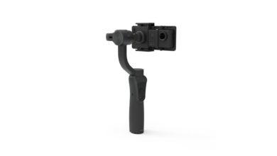 Photo of Kaiser Bas Xs3 Gimbal & X500 action camera