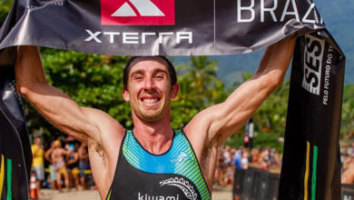 Photo of Kiwi's Osborne, Kingsford win XTERRA Brazil