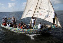 Photo of This Boat is Made Entirely From Plastic Waste