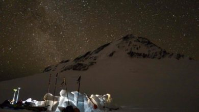 Photo of Mt Aspiring – The Ramp and a Bone Cold Night