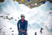 Photo of A Personal Account of Climbing Everest