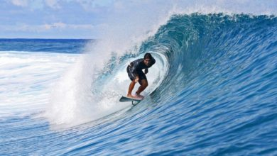 Photo of Teahupoo Competition day two – big swell still to come