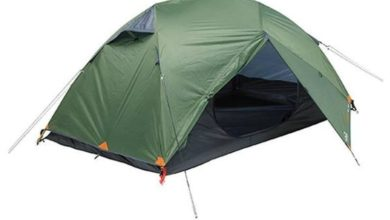 Photo of KIWI CAMPING WEKA 3 HIKER TENT