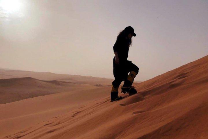Nelly-Training-in-the-desert