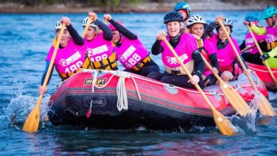 Photo of Team XXX claim the title at the 13th edition of the Spring Challenge all women's adventure race in Cromwell