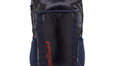 Photo of Patagonia Recycled Black Hole Pack 32L