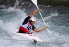 kayaker Luuka Jones