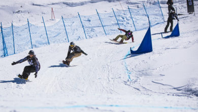 Photo of Action Packed Day Two at Junior Nationals with Ski Freeride and Snowboard Cross