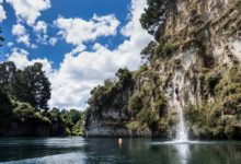 Photo of AJ HACKETT BUNGY NEW ZEALAND SECURES TAUPO BUNGY SITE
