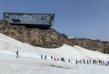 Photo of Mt Ruapehu turns on a stunner