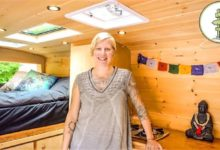Photo of VanLife as Long Term Housing Solution for Solo Female + Epic Camper Van Tour