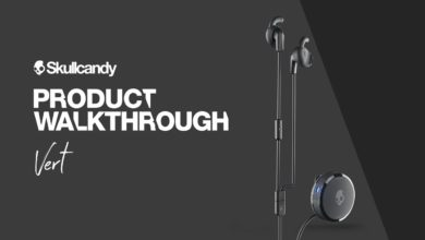 Photo of Introducing Vert Clip-Anywhere Wireless Earbuds | High-Altitude Audio | Skullcandy