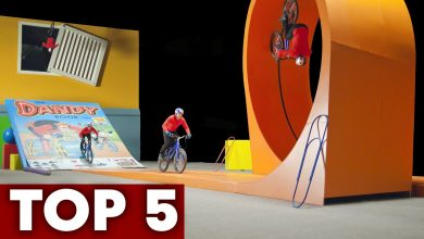 Photo of Best Of Danny MacAskill | 5 All Time Trials Bike Edits